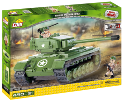 Tank M-26 PERSHING COBI 2471 - World War II