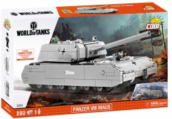 Tank Panzerkampfwagen VIII Maus COBI 3024 - World of Tanks