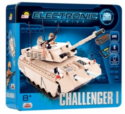 Tank Challenger I (I/R a Bluetooth) COBI 21905 - ELECTRONIC SERIES