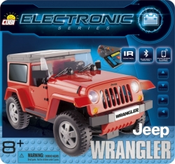 JEEP (IR a Bluetooth) COBI 21920 - Electronic Series