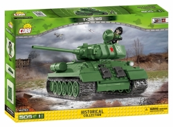Tank T34/85 M 1944 COBI 2476A - World War II