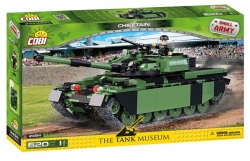 Tank CHIEFTAIN FV4201 COBI 2494 - Small Army