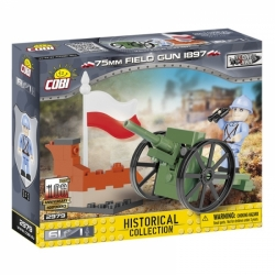 Polní dělo ráže 75mm vzor 1897 COBI 2979 - Great War
