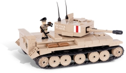 Tank A27M CROMWELL MK VII COBI 3002 - World of Tanks