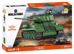 Tank T-34/85 COBI 3005A - World of Tanks