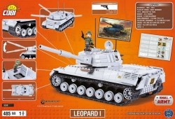 Tank Leopard I COBI 3009 - World of Tanks
