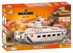Tank MATILDA II COBI 3011 - World of Tanks