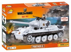 Tank PANTHER G COBI 3012 - World of tanks