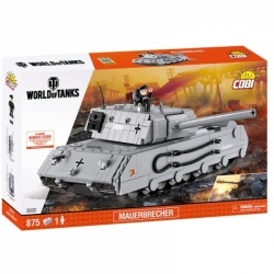 Těžký tank MAUERBRECHER COBI 3032 - World of Tanks