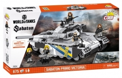Tank Sabaton Primo Victoria COBI 3034 - World of Tanks