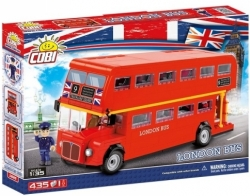 London bus COBI 1885 - Historie