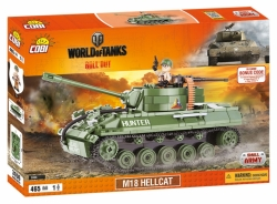 Stíhač tanků M18 HELLCAT COBI 3006 - World of Tanks
