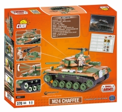 Tank M24 CHAFFEE COBI 3013 - World of tanks