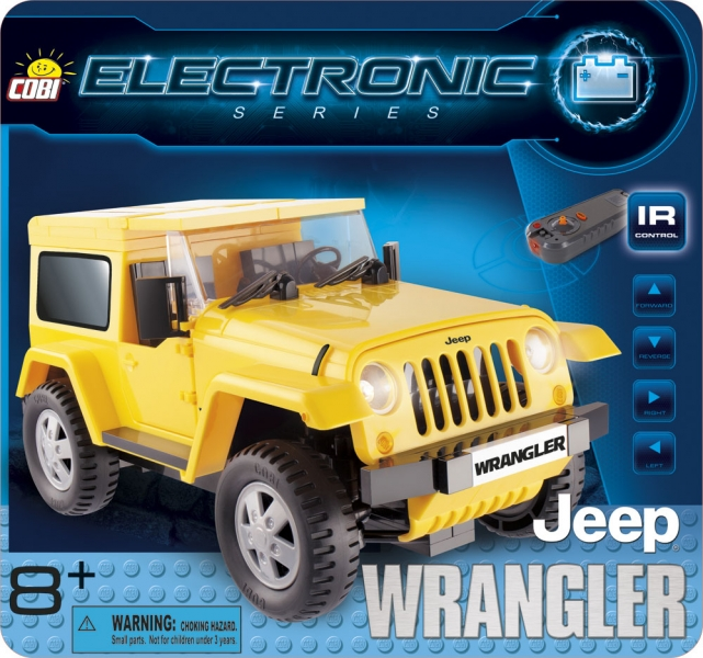 JEEP (IR) COBI 21921 - Electronic Series