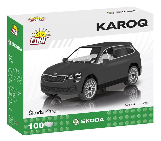 Cobi 24579 PKW Skoda Karoq